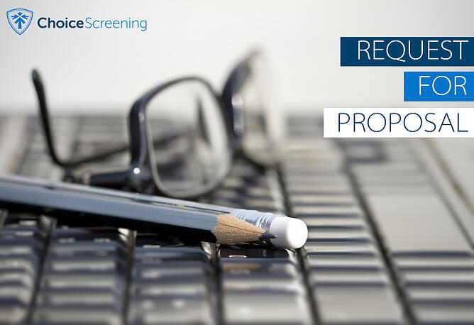 Background Check RFP