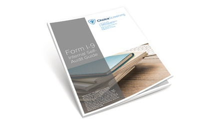 Form I-9 Internal Self Audit Guide Download