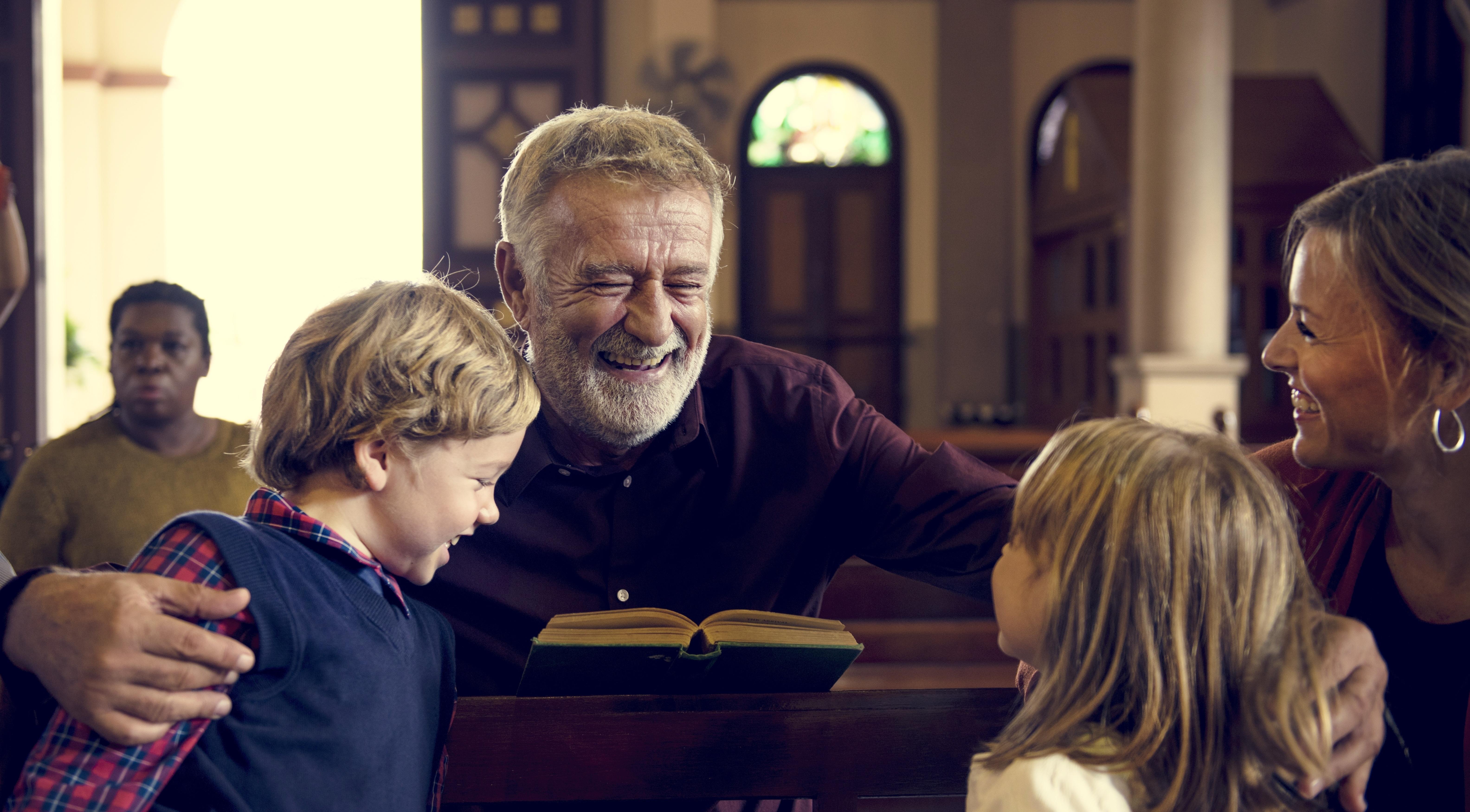 Pastor or Full Time Staff Member