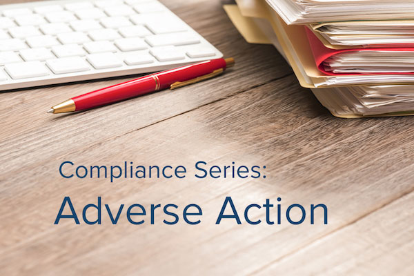 Adverse Action Letters: Background Screening Compliance Series