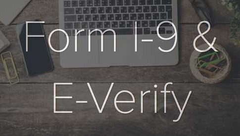 Newest Version of Form I-9 Released