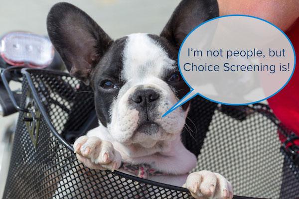 Talk to a Human: Background Screening @ChoiceScreening