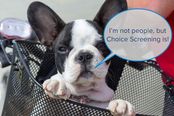 Talk to a Human: Background Screening @ChoiceScreening